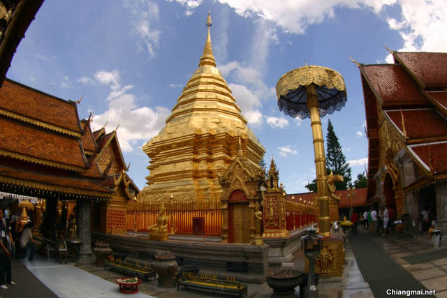 Doi Suthep Temple, Chiang Mai's Landmark